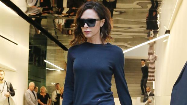 Victoria Beckham confiesa que «no siempre ha tenido tan buen gusto»