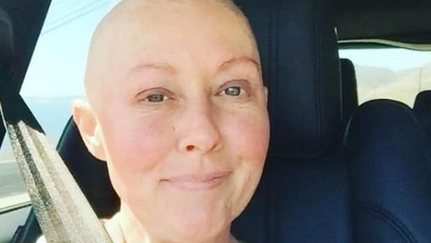 Instagram:  Shannen Doherty, admirable en su lucha contra el cáncer