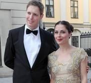 Tirana se viste de gala para la boda del Príncipe Leka de Albania con Elia Zaharia