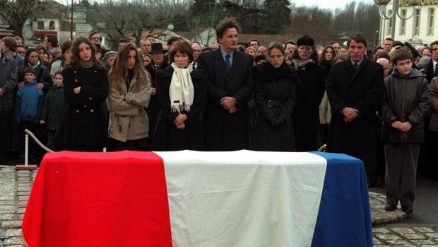 La correspondencia íntima de un donjuán llamado Mitterrand