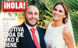 Todos los detalles de la boda de Kiko Rivera e Irene Rosales