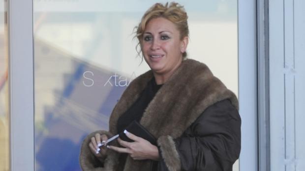 Raquel Mosquera recibe el alta hospitalaria tras sufrir un brote psicótico