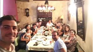 Sara Carbonero y su perfecto fin de semana en familia