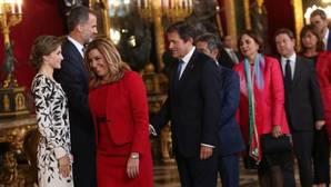 Las opciones de las invitadas al Palacio Real