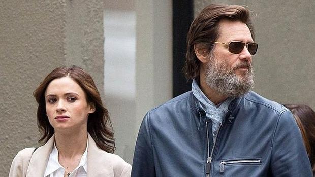 La exnovia de Jim Carrey tenía en mente suicidarse desde 2012