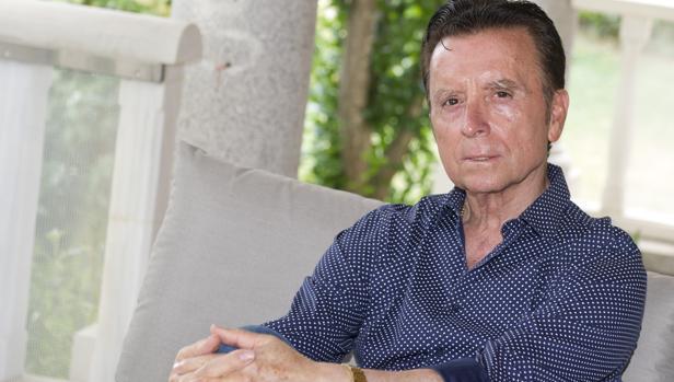 José Ortega Cano durante una entrevista a este periódico el pasado mes de julio