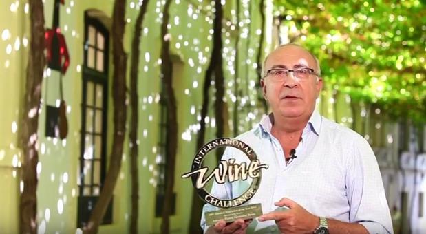 Antonio Flores, enólogo de González Byass, el mejor de España