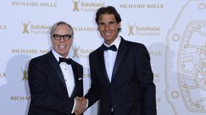 Tommy Hilfiger: «Rafa Nadal ha hecho explotar el mercado de ropa interior»
