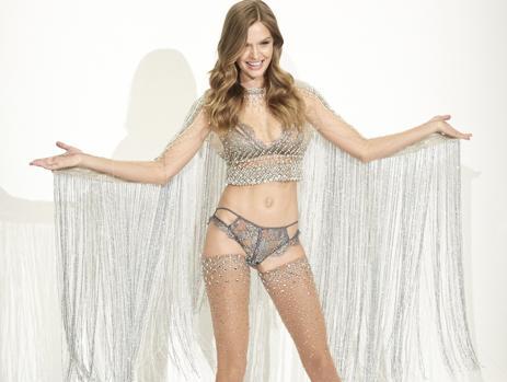 La modelo Josephine Skriver