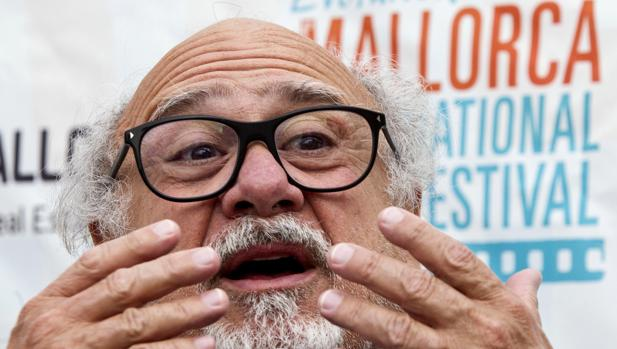 El actor de Hollywood Danny DeVito