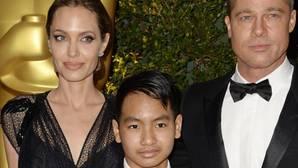 Brad Pitt quiere la custodia compartida de sus seis hijos con Angelina Jolie