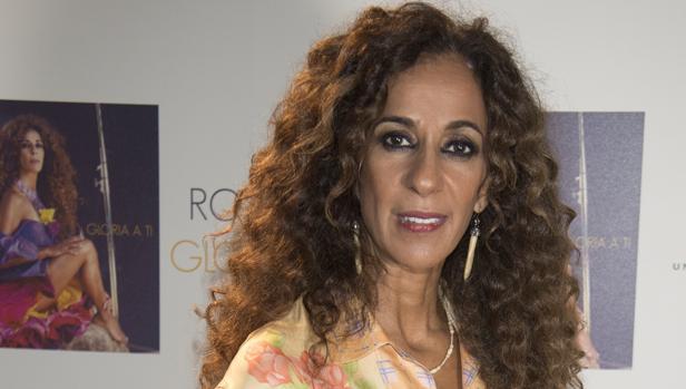 Rosario Flores posa para ABC