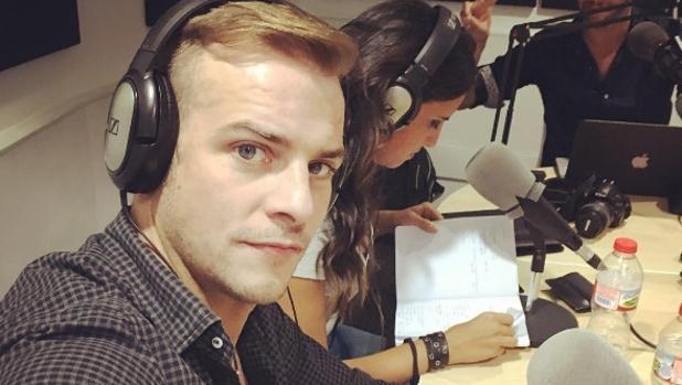 Instagram:  Álex Casademunt destrozado tras el reencuentro de OT