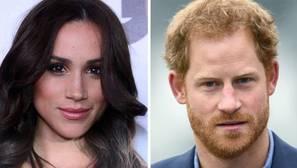 Insólito ataque de Harry a la prensa en defensa de su novia