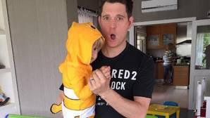 El hijo de Michael Bublé tendría un 90% de posibilidades de superar el cáncer