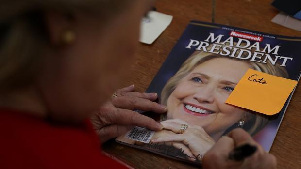Portada de la revista «Newsweek»