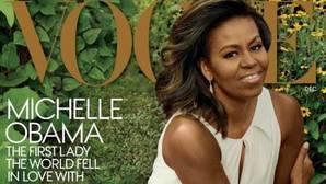 «La campeona de América», el adiós de «Vogue» a Michelle Obama como primera dama