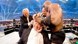Trump, un «showman» en la Casa Blanca