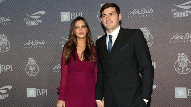 Sara Carbonero e Íker Casillas