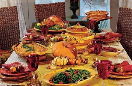 Así se celebra el Día de Acción de Gracias