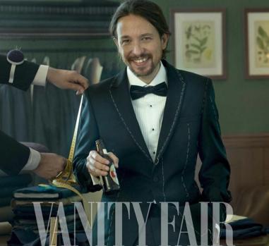 Próxima portada de Vanity Fair