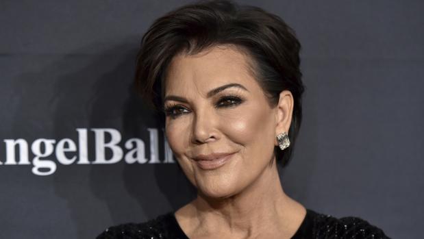 La matriarca del clan Kardashian en un evento