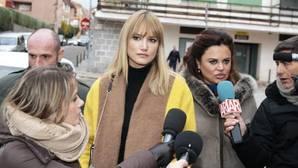 Primeras declaraciones de Alba Carrillo tras su encuentro con Feliciano