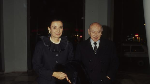 Fallece Charo Palacios, condesa de Montarco