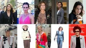 Las 50 mujeres más elegantes de España (I)