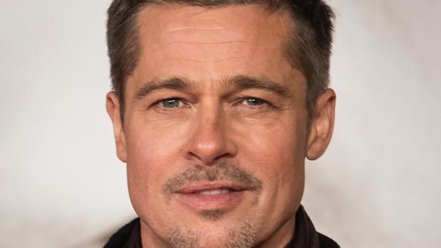 Brad Pitt en el estreno de Aliados en Madrid