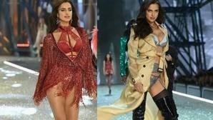 Irina Shayk desfila en el «show» de Victoria's Secret embarazada de 3 meses