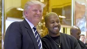 Kanye West y Andrea Bocelli, los comodines musicales de Trump