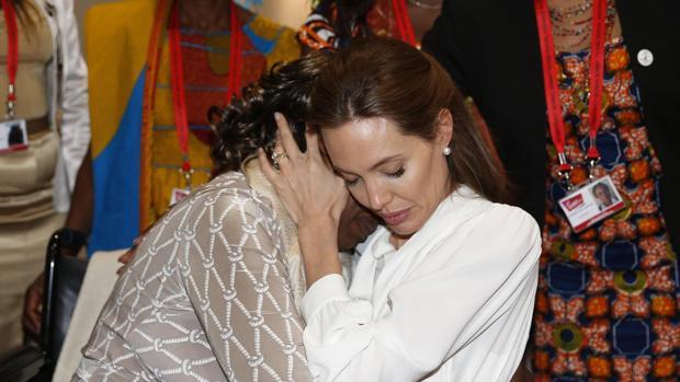 Angelina Jolie (fotografía de archivo)
