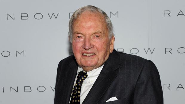 David Rockefeller, banquero y filántropo, muere a los 101 años en Nueva York