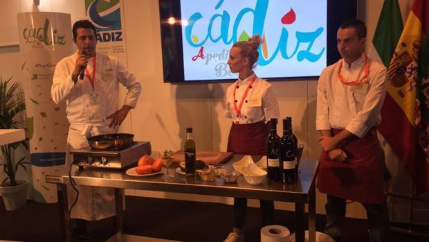 La provincia de Cádiz estará en el Salón Gourmet de Madrid con sello propio
