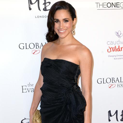 La novia del Príncipe Enrique, Meghan Markle