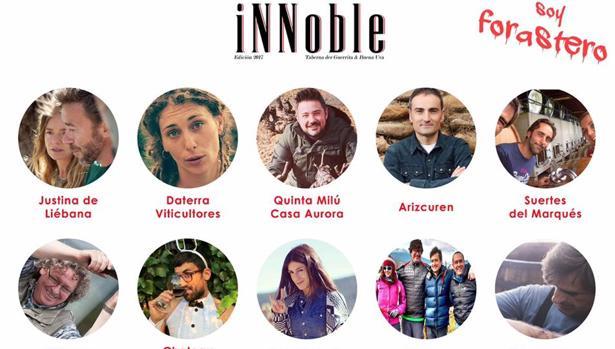 Innoble, el festival independiente hecho de vino y cachondeo
