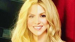 Parecidos razonables entre Shakira y Shakibecca