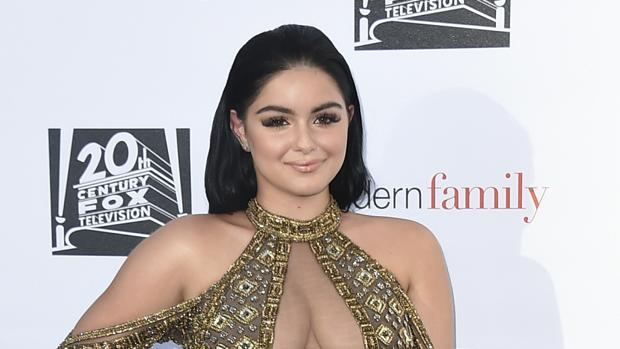 Ariel Winter en un evento de «Modern Family»