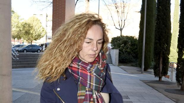 Rocío Carrasco (imagen de archivo)