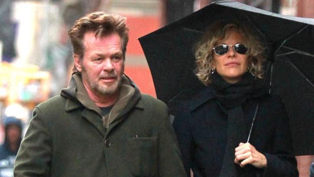 La actriz y el músico paseando por las calles de Nueva York en 2014
