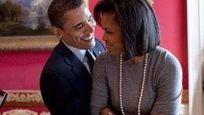 Los Obama muestran su amor en las redes sociales