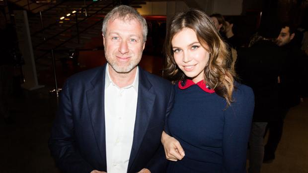 Roman Abramovich y Dasha Zhukova, el pasado marzo