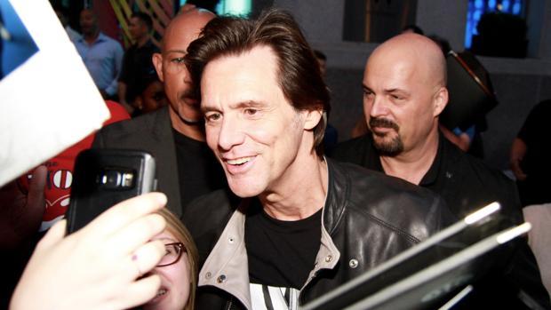 Jim Carrey en Canadá