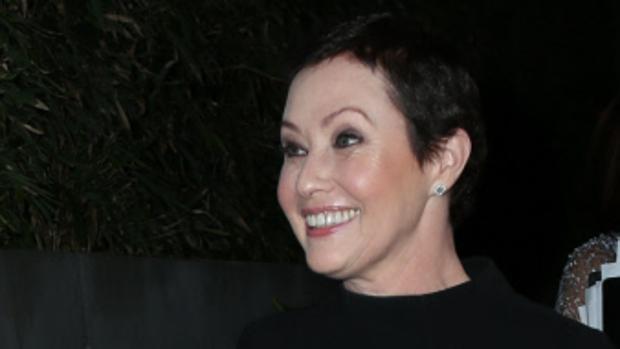 Shannen Doherty en Los Ángeles, California