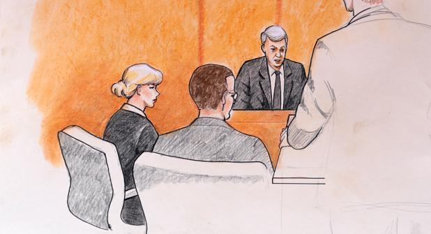Juicio de Taylor Swift contra David Mueller