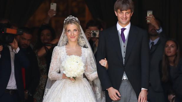 La boda de Hannover, una de las más importantes del año