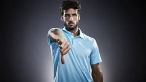 El tenista en el año 2015