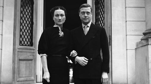 En 1937, el Duque de Windsor y Wallis Simpson protagonizaron un escándalo casándose