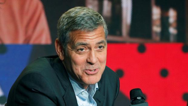 George Clooney, en el Festival de Cine de Toronto